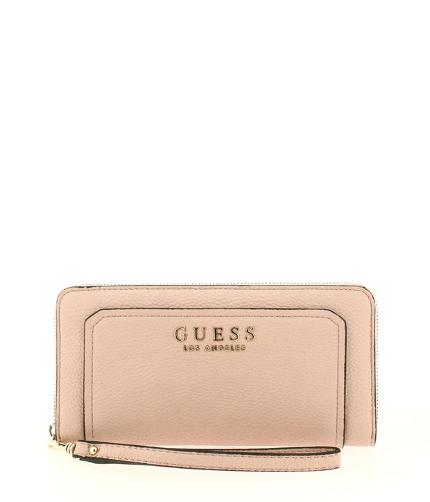 portefeuille GUESS Sally VG670046-blush face