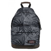 Eastpak wyoming LEAVES BLACK EK81145T face