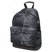 Eastpak wyoming LEAVES BLACK EK81145T cote