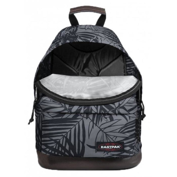 Eastpak wyoming LEAVES BLACK EK81145T intérieur