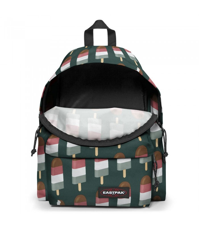 Sac à dos EASTPAK PADDED PAK'R Ice Cream OUVERT