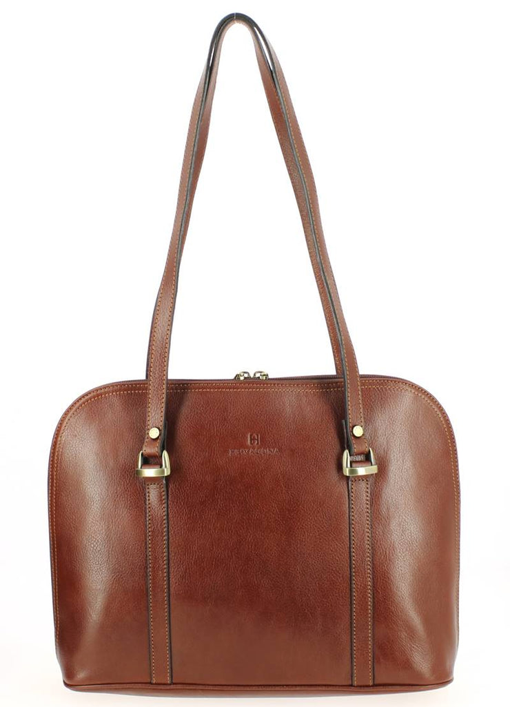 sac-epaule-hexagona-empire-marron-110469-face