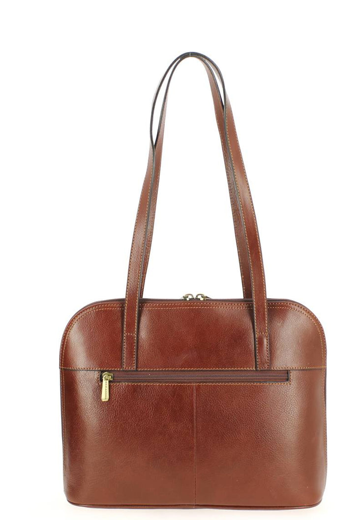 sac-epaule-s-hexagona-empire-marron-110469A-face