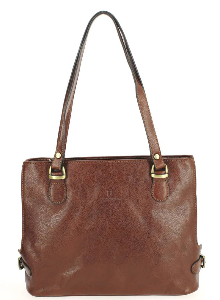 Sac HEXAGONA Empire 111322B Marron face