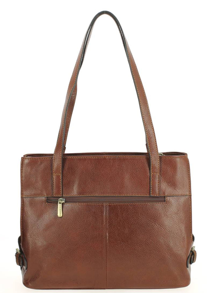 Sac HEXAGONA Empire 111322B Marron dos