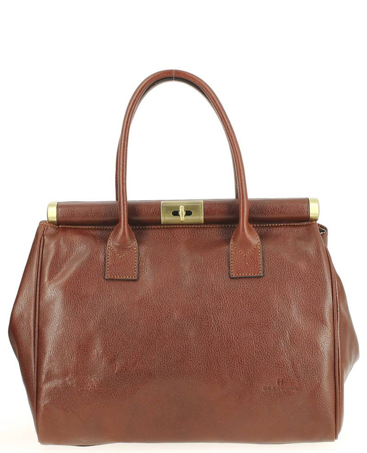 Sac HEXAGONA Empire 112550 Marron face