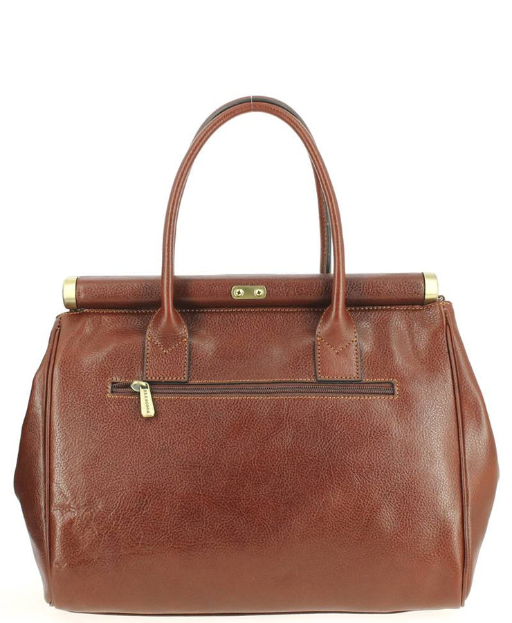 Sac HEXAGONA Empire 112550 Marron dos