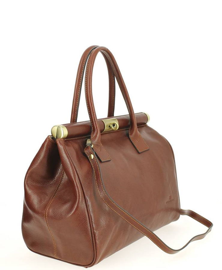 Sac HEXAGONA Empire 112550 Marron côté
