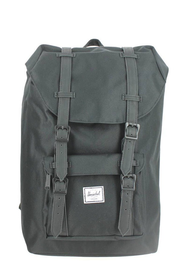 Sac-ordinateur-Herschel-Little-America Mid-Volume-Black-10020-00535-OS-face