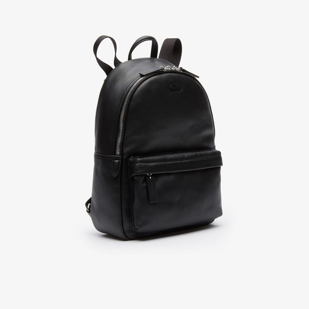 Sac à dos LACOSTE Backpack CUIR ITALIEN COTE
