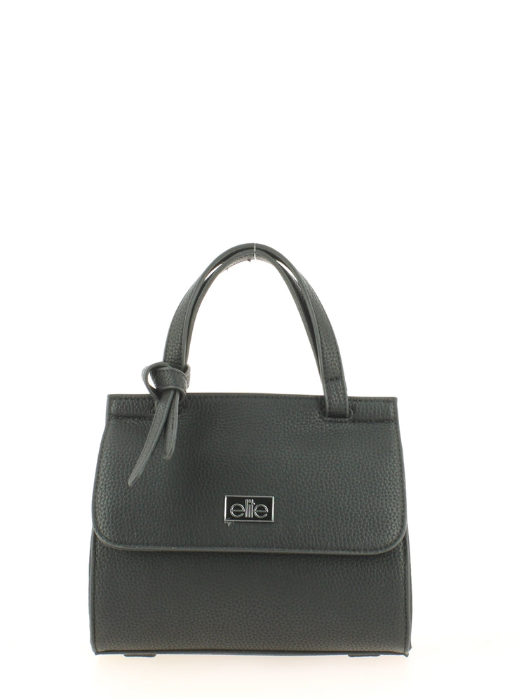 Sac A MAIN ELITE BAGS EL-032-NOIR face