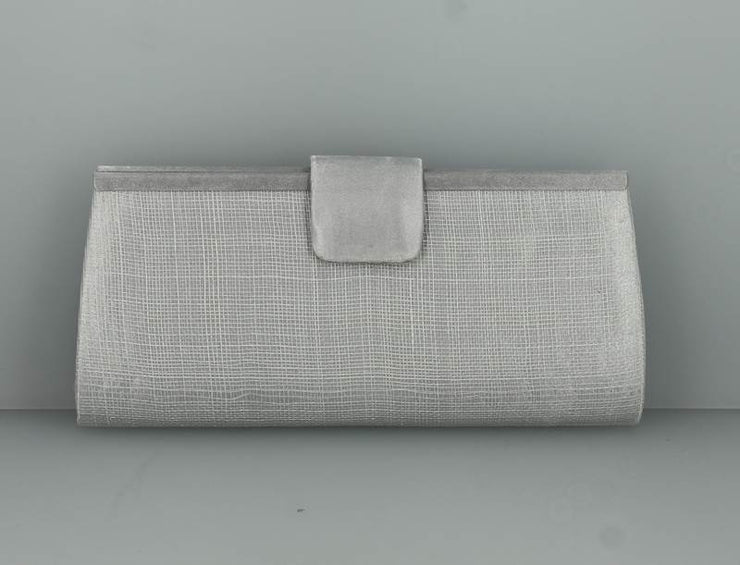 Sac a main Sisal-Blanc face