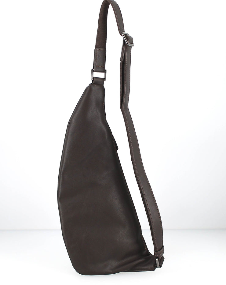 Sac body Francinel-Marron derriere