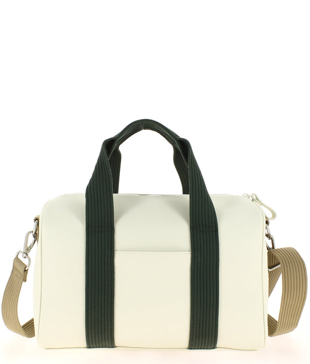 sac bowling lacoste BEIGE NF2809WM dos