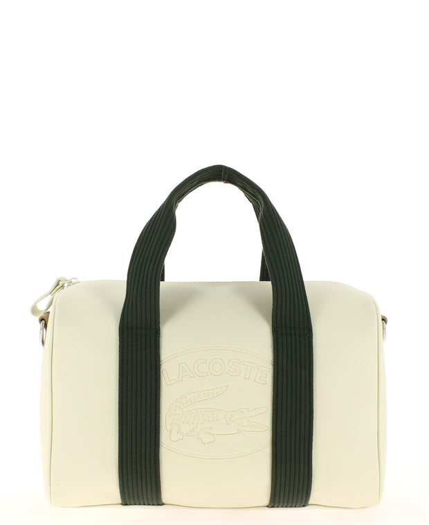 sac bowling lacoste BEIGE NF2809WM face