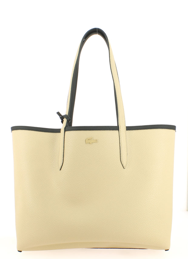 Sac Cabas Lacoste Réversible NF2142AA-A91 SABLE