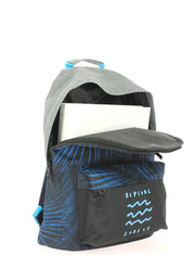 Sac à dos RIP CURL DOME Glow Wave ouvert