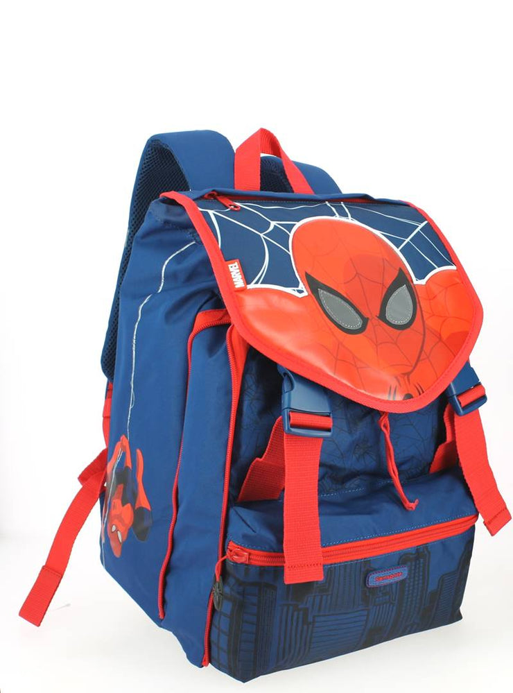 Sac à dos extensible SAMSONITE Spider Man face