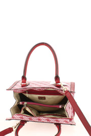 Sac GUESS SG699106-RED ouvert