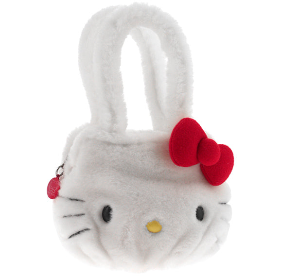 Sac Hello Kitty MINI POUCH BAG WHITE
