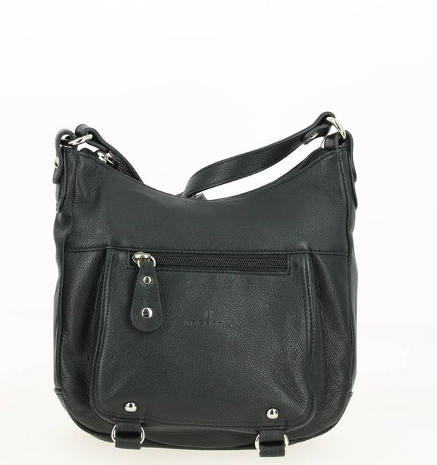 Sac Hexagona Pretty Noir face