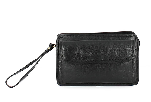 Sac homme perfect Katana noir face
