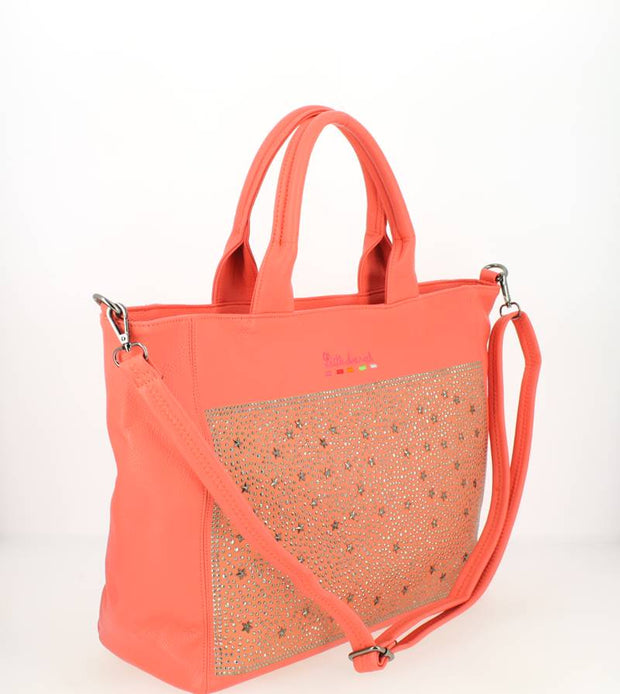 Sac Little Marcel Joanne rose - profil