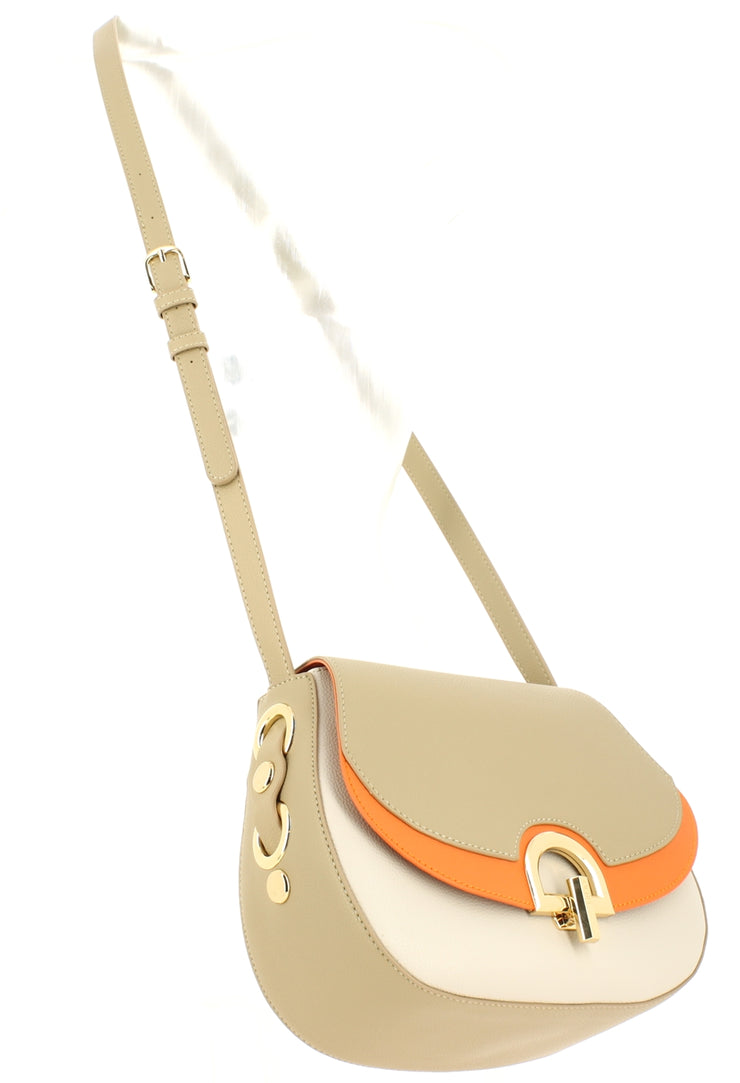 Sac Liu Jo Cross body maryland A18060-E0003 porté