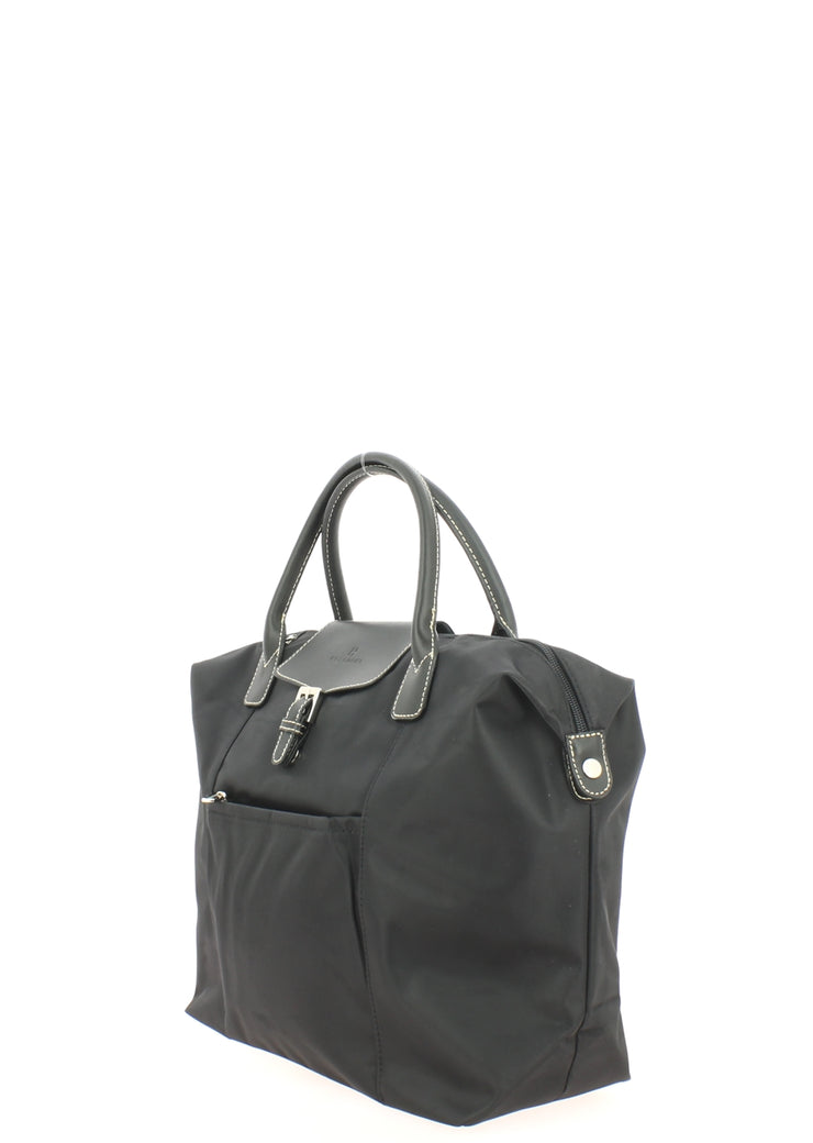 Sac à main Hexagona 172477A-Noir