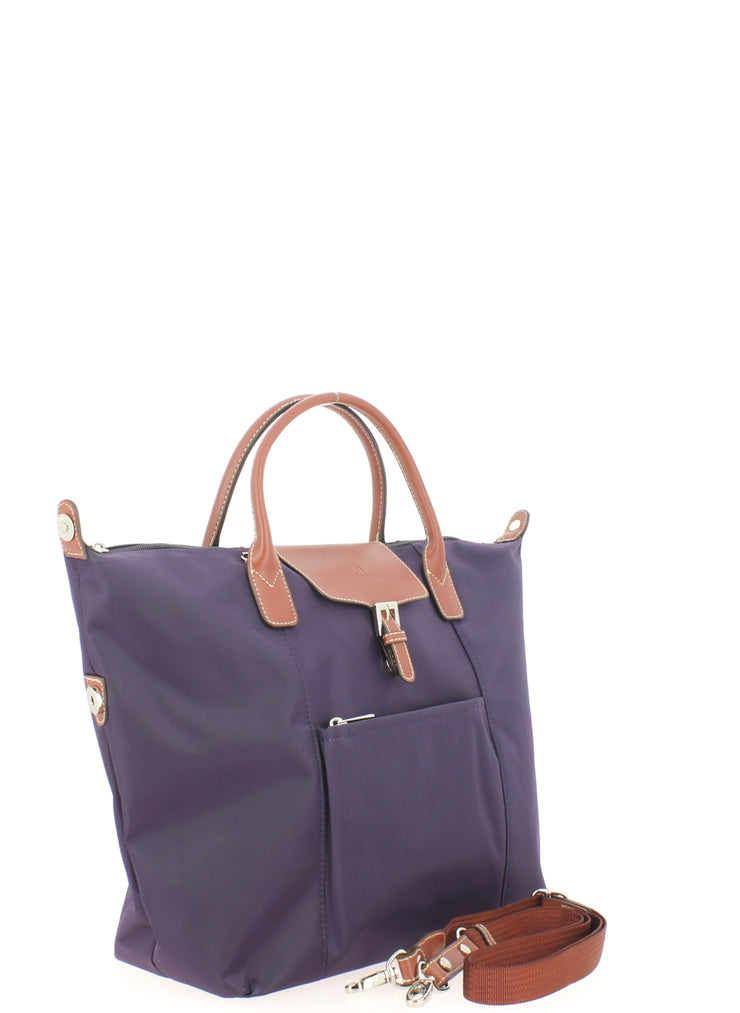 Sac à main Hexagona 172477A Violet coté