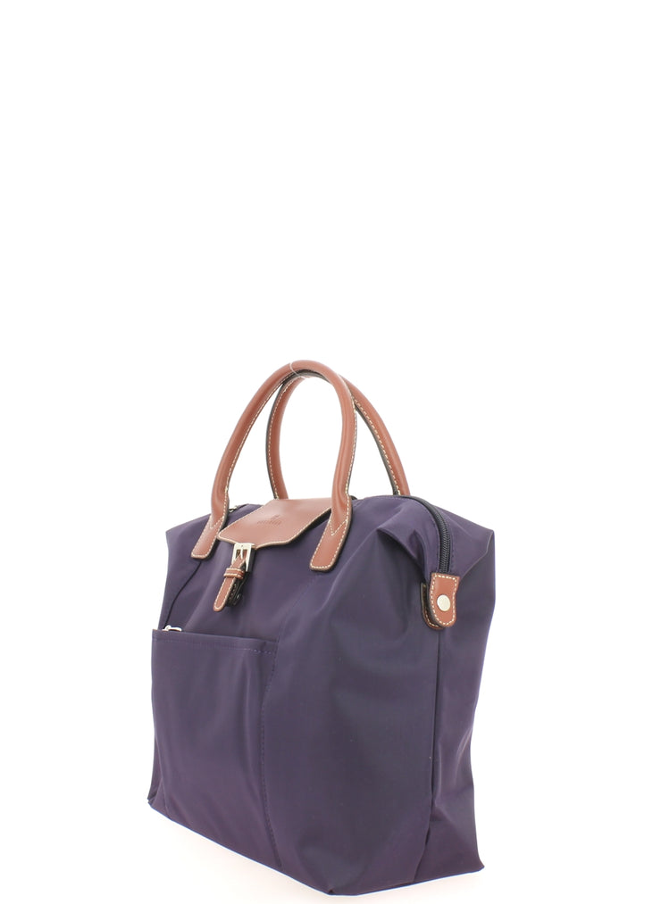 Sac à main Hexagona 172477A Violet