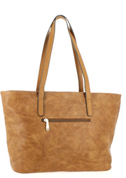 Sac shopping Filles Gallantry Marron-dos