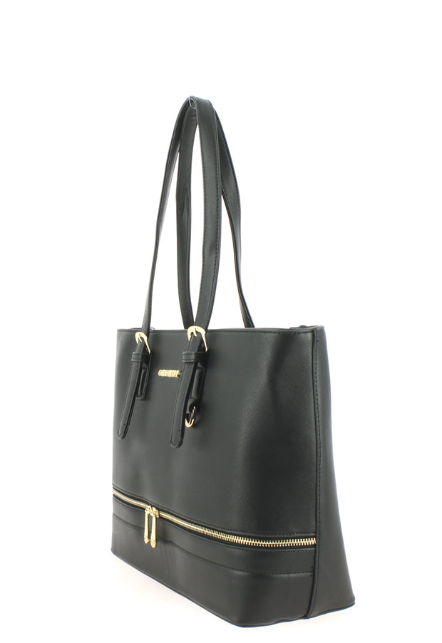Sac shopping Filles Gallantry Saint tropez Noir