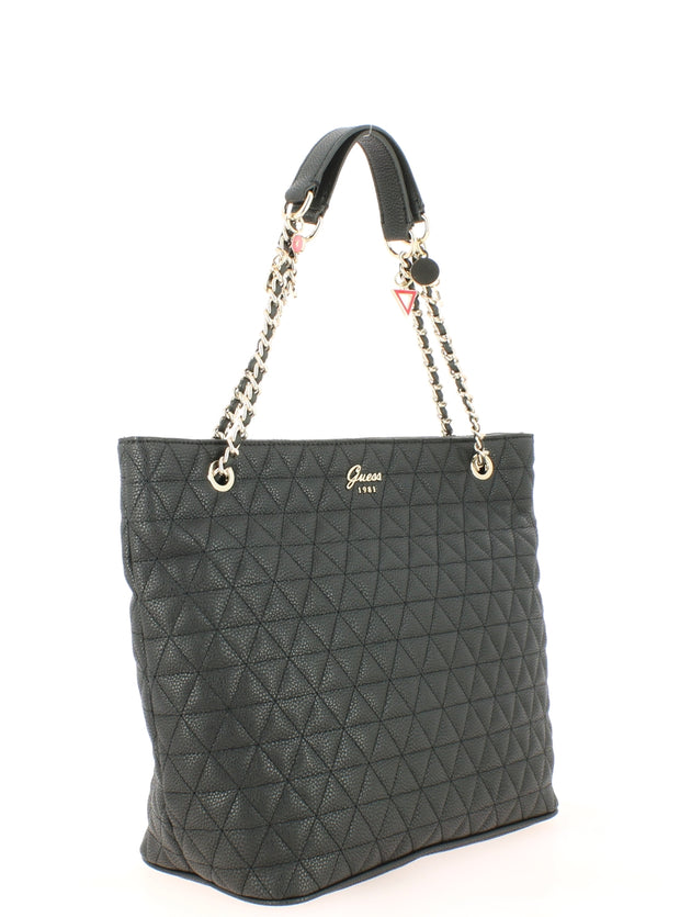 Sac SHOPPING Guess VG698823-Black coté