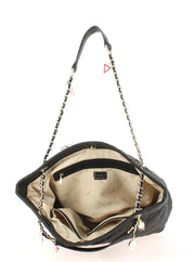 Sac SHOPPING Guess VG698823-Black ouvert