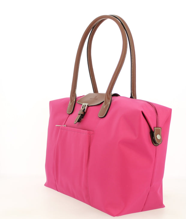 Sac shopping Hexagona-171819-Fushia COTE