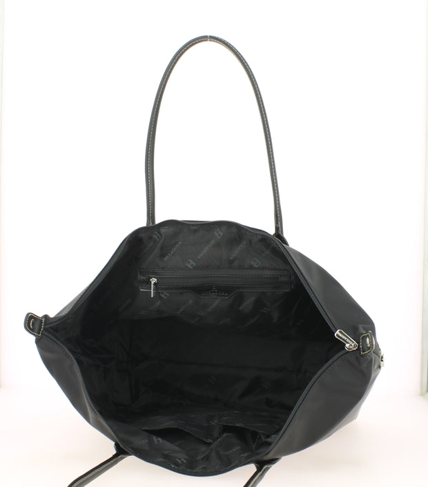 Sac shopping Hexagona-171819-Noir-noir INTERIEUR