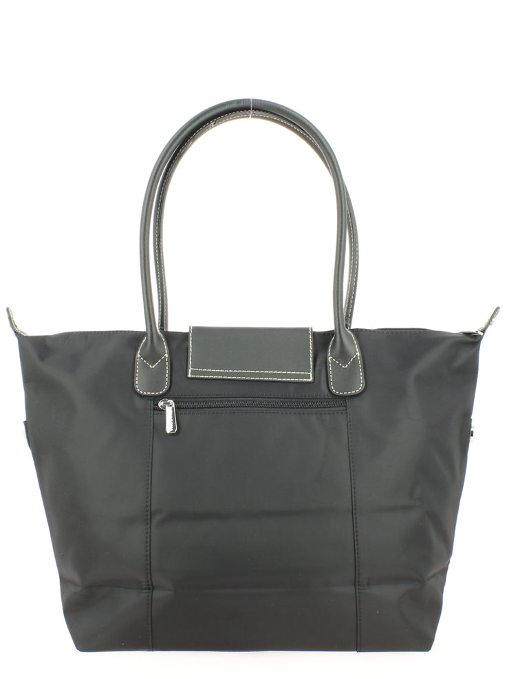 Sac shopping Hexagona Gilance-Noir 172477 dos