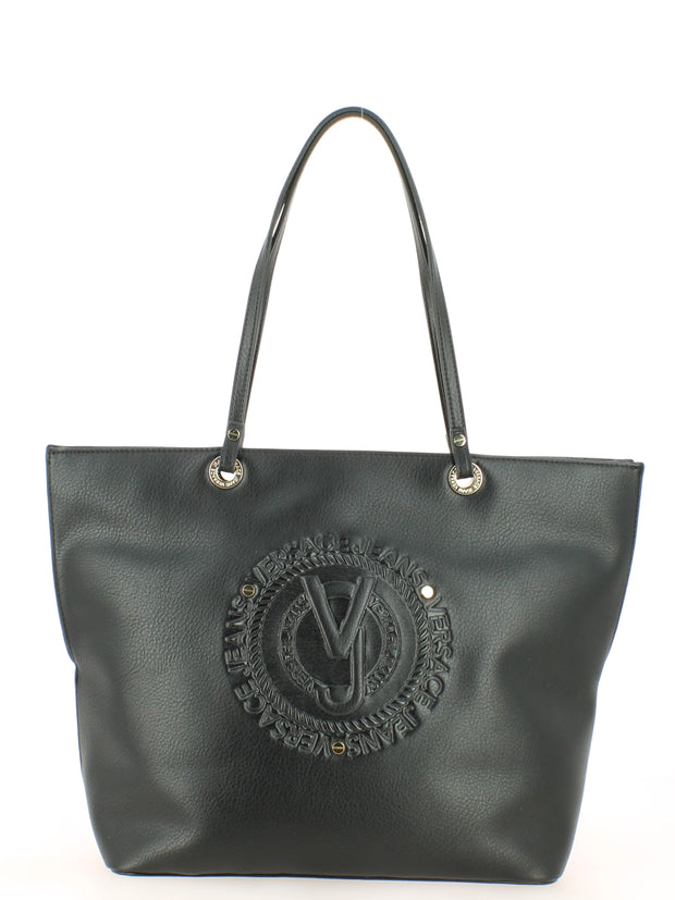 Sac SHOPPING VERSACE JEANS E1VSBBX1-70828-899 face