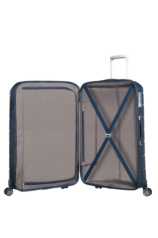 Valise Samsonite FLUX 88538/1598 MARINE INTEIRUE