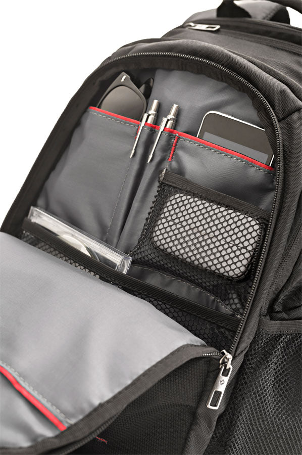 Sac à dos ordinateur SAMSONITE GuardIT 17.3 559281041 poche avant
