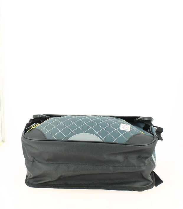 Cartable 38 cm Little Karl Marc John 671936 Gris dessous