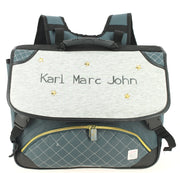 Cartable 41 cm Little Karl Marc John 632936 Gris face