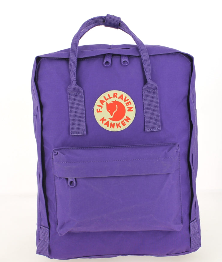Sac à dos FJALLRAVEN Kanken Purple Face