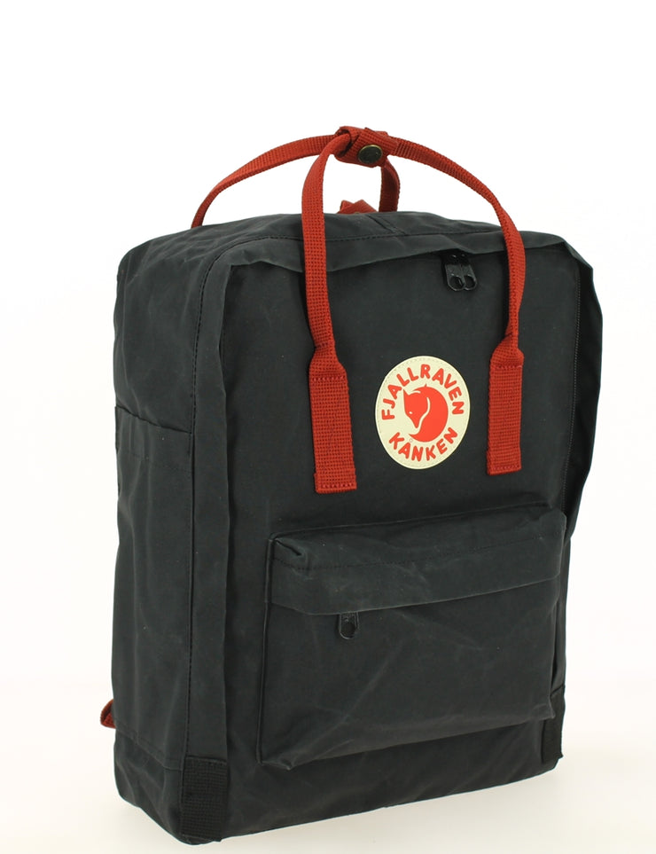 Sac à dos FJALLRAVEN Kanken Black/Ox Red