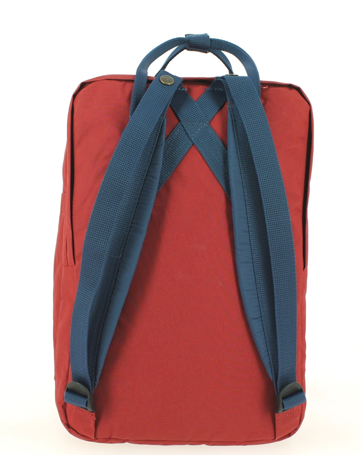 Sac ordinateur FJALLRAVEN Kanken 17 pouces Ox Red/Royal Blue