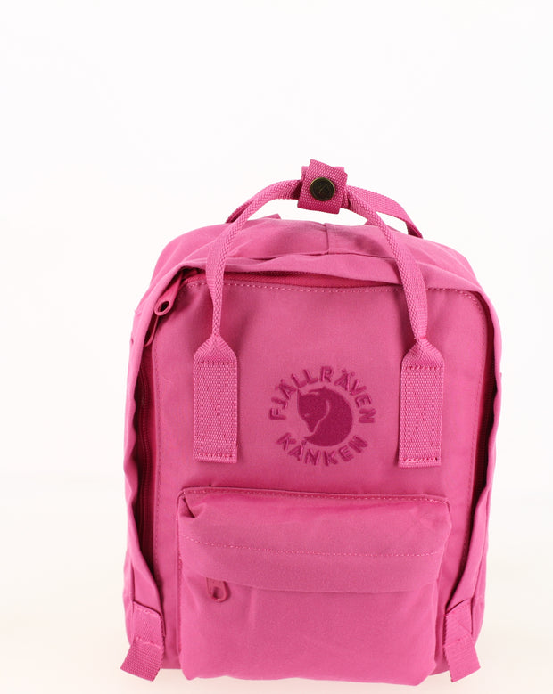 Sac à dos FJALLRAVEN Re-Kanken Mini Pink Rose