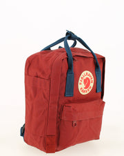 Sac à dos FJALLRAVEN Kanken Mini Ox Red/Royal Blue