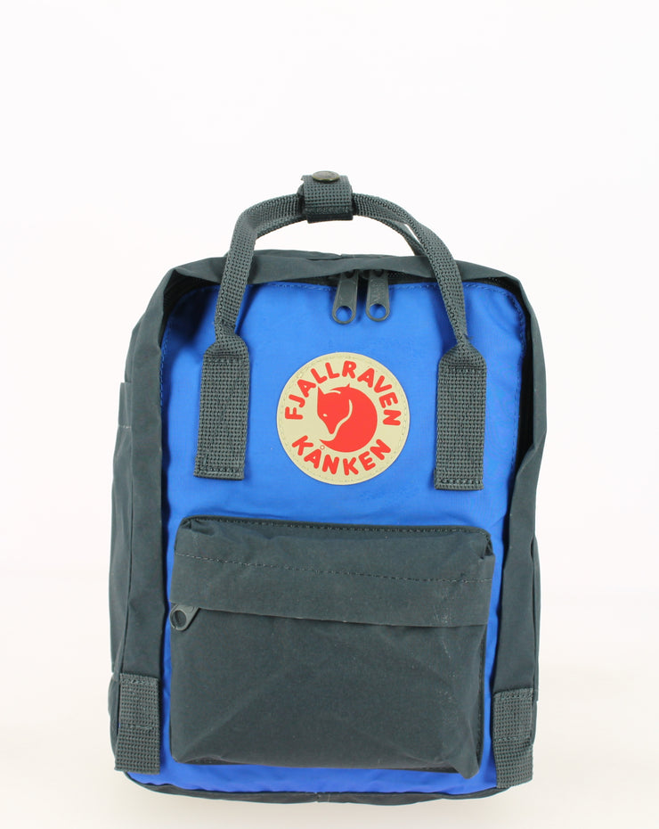 Sac à dos FJALLRAVEN Kanken Mini Graphite/UN Blue