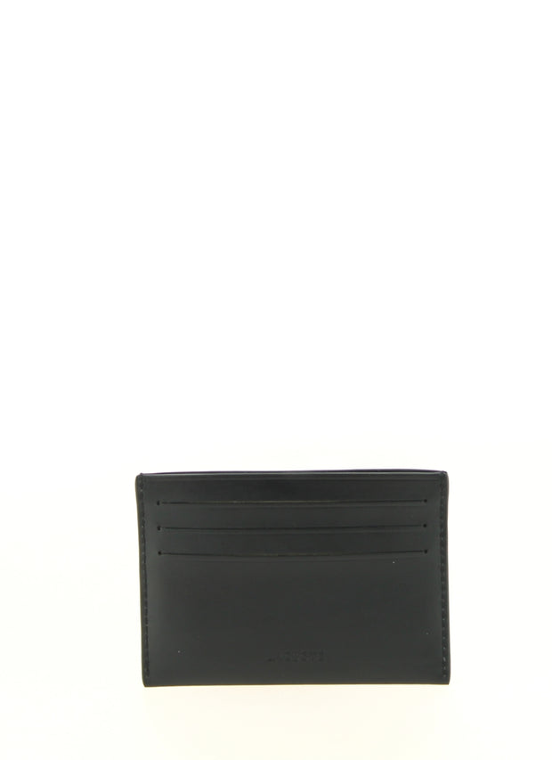 Porte cartes lacoste CREDIT CARD HOLDER Noir dos